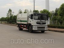 Dongfeng EQ5168ZDJL docking garbage compactor truck