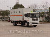 Dongfeng EQ5181XRQL9BDEACWXP автофургон для перевозки горючих газов