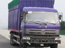 Dongfeng EQ5208XXBK3G soft top box van truck