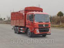 东风牌EQ5250CCYGD5D1型仓栅式运输车
