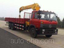 Dongfeng EQ5250JSQGZ4D3 truck mounted loader crane