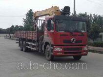 Dongfeng EQ5250JSQGZ5D грузовик с краном-манипулятором (КМУ)
