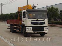 Dongfeng EQ5250JSQL1 truck mounted loader crane
