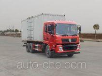 Dongfeng EQ5250XXYGD5D1 box van truck