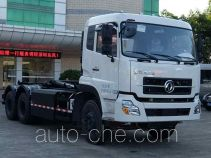 Dongfeng EQ5250ZXXNS5 detachable body garbage truck