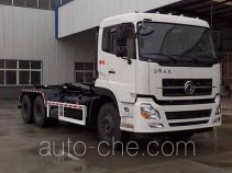Dongfeng EQ5250ZXXT detachable body garbage truck