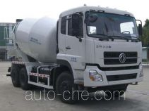 Dongfeng EQ5253GJBS4 concrete mixer truck