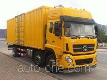 Dongfeng EQ5253XXYZM box van truck