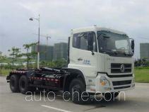 Dongfeng EQ5256ZXXS4 detachable body garbage truck
