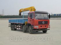 Dongfeng EQ5310JSQZM1 truck mounted loader crane
