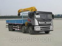 Dongfeng truck mounted loader crane