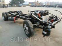 Dongfeng EQ6548KX5AC1 bus chassis