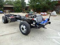 Dongfeng EQ6543K5AC bus chassis
