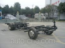 Dongfeng EQ6640KRLEV electric bus chassis