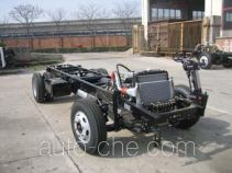 Dongfeng EQ6650KZ4T1 bus chassis