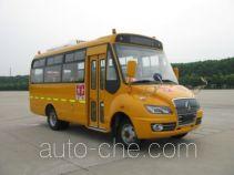 东风牌EQ6666S4D3型幼儿专用校车