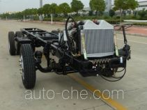 Dongfeng EQ6684K4AC bus chassis
