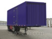 Dongfeng EQ9260XXY box body van trailer