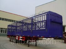 Dongfeng EQ9280CCQT1 stake trailer