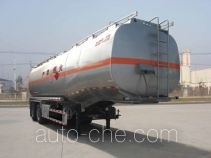 Dongfeng EQ9350GRYT flammable liquid tank trailer