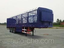 Dongfeng EQ9390CCQT stake trailer