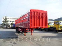 Dongfeng EQ9390CCYT stake trailer