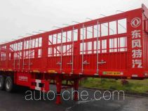 Dongfeng EQ9400CCYT stake trailer