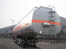 Dongfeng EQ9400GRYT flammable liquid tank trailer