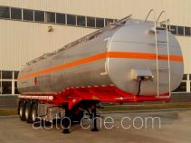 Dongfeng EQ9400GYYT2 oil tank trailer