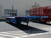 Dongfeng EQ9400TPBL flatbed trailer