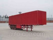 Dongfeng EQ9401XXYL box body van trailer