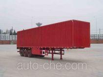 Dongfeng EQ9400XXYL полуприцеп фургон