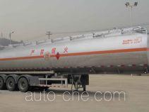 Dongfeng EQ9402GRYT flammable liquid tank trailer