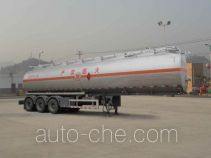 Dongfeng EQ9402GRYT flammable liquid tank trailer