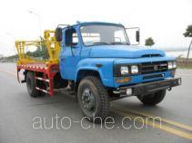华石牌ES5091TYC型运材车