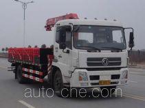 华石牌ES5120TYB型抽油泵运输车