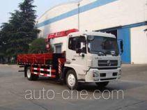 华石牌ES5120TYBC型抽油泵运输车