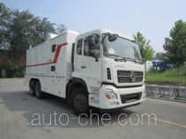 RG-Petro Huashi ES5200TWC sewage treatment vehicle