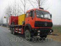 华石牌ES5202TSN型固井水泥车