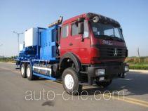 华石牌ES5210TSN型固井水泥车
