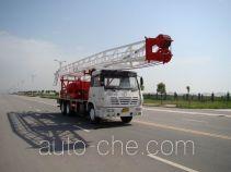 RG-Petro Huashi ES5220TLF vertical mounting derrick truck