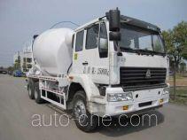 华石牌ES5250GJB型混凝土搅拌运输车
