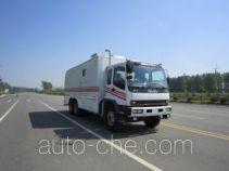 RG-Petro Huashi ES5254TCJ logging truck