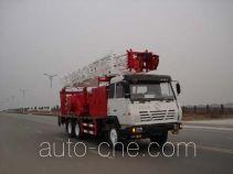RG-Petro Huashi ES5254TXJ well-workover rig truck