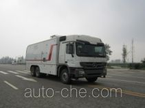 RG-Petro Huashi ES5258TCY ultrasonic oil extraction truck