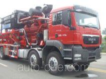 RG-Petro Huashi ES5460TYL fracturing truck