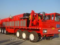 RG-Petro Huashi ES5553TZJ drilling rig vehicle