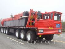 RG-Petro Huashi ES5555TZJ drilling rig vehicle