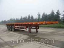RG-Petro Huashi ES9370TJZ container carrier vehicle