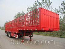 华石牌ES9400CLX型仓栅式运输半挂车